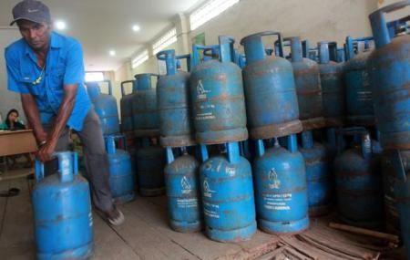 Harga Gas LPG 12 Kg Ditetapkan Disperindag Dumai Rp110 Ribu