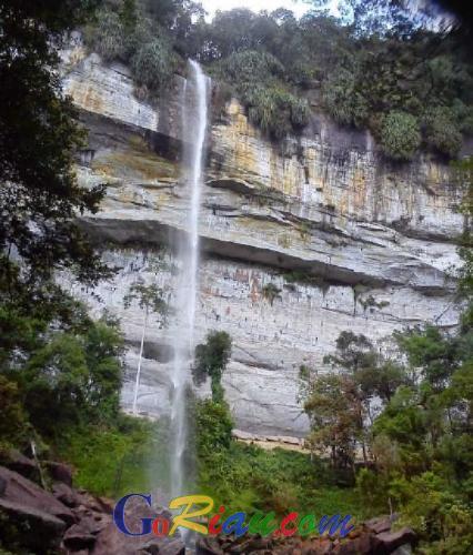 21 Objek Wisata Air Terjun di Riau Siap Menyapa Dunia
