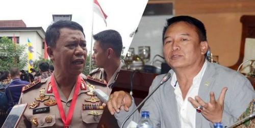 TB Hasanuddin-Anton Charliyan Resmi Diusung PDIP di Pilkada Jabar 2018