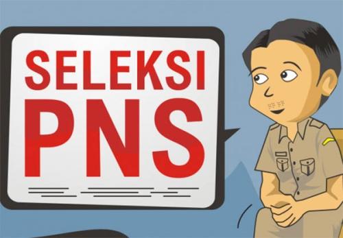 Sebanyak 324 Peserta Tes CPNS Pemprov Riau Dinyatakan Lulus