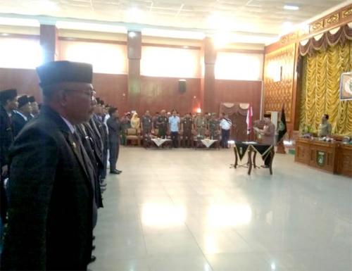 Selain Sekda, Walikota Dumai Juga Lantik 78 Pejabat