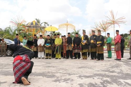 Gubri Terpilih Minta LAMR Kabupaten Bengkalis Ikut Berperan Bangkitkan Ekonomi di Riau