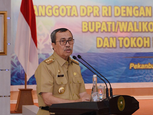 Kurangi Jumlah Pengangguran di Riau, Ini yang Dilakukan Gubri Syamsuar