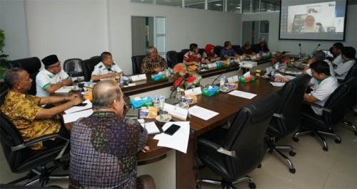 Forum Guru Besar Tunjuk UIR Tuan Rumah Konferensi International Berbahasa Indonesia