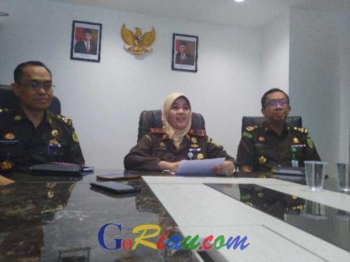 Kejati Riau Tetapkan Dua Orang Tersangka Dugaan Korupsi Kredit Fiktif BRI Cabang Ujungbatu