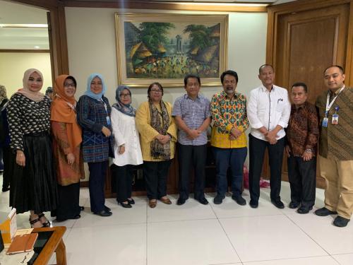 Kemenlu Ajak Pemprov Riau Promosi ke Luar Negeri