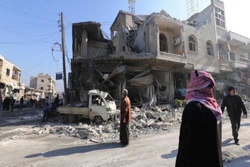 Israel Bombardir Suriah, 23 Orang Tewas