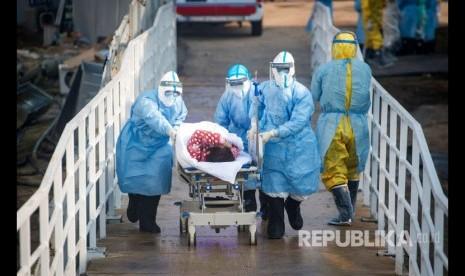 Korban Tewas Akibat Virus Corona 638, Total Terinfeksi 28.985 Orang
