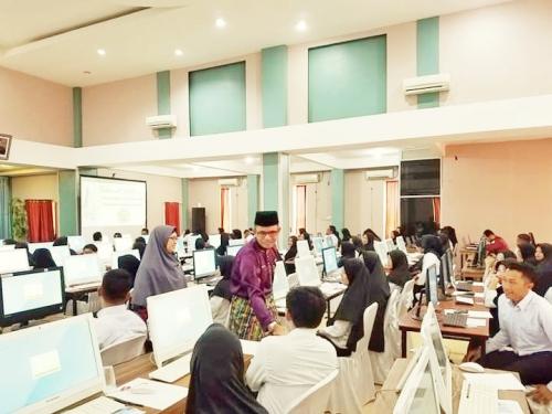 Hari Pertama Tes SKD CPNS di Kepulauan Meranti, Hanya 101 Peserta yang Lolos Passing Grade
