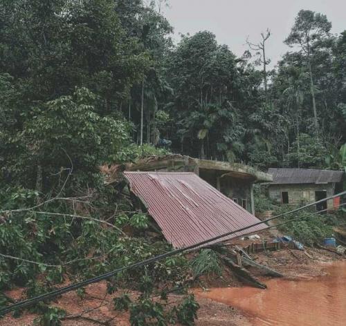 Waspada! Puncak Musim Hujan Hingga April, 144 Kecamatan di Sumbar Berpotensi Mengalami Gerakan Tanah