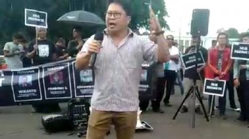 Dituduh Hina TNI, Begini Klarifikasi Dosen UNJ Robertus Robert