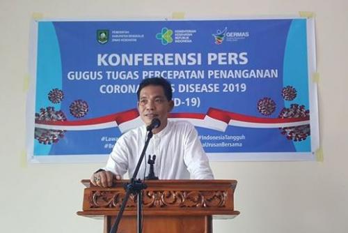Juru Bicara Covid-19 Bengkalis Sebut Tambahan PDP Bukan dari Rupat, Tapi Rujukan Klinik Pertamina Dumai