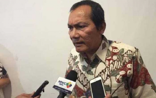 Hina HMI, Saut Situmorang Diceramahi Mantan Panglima TNI