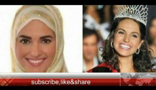 Subhanallah, Kagum dengan Ajaran Islam Memuliakan Wanita, Ratu Kecantikan Ceko Mantap Bersyahadat