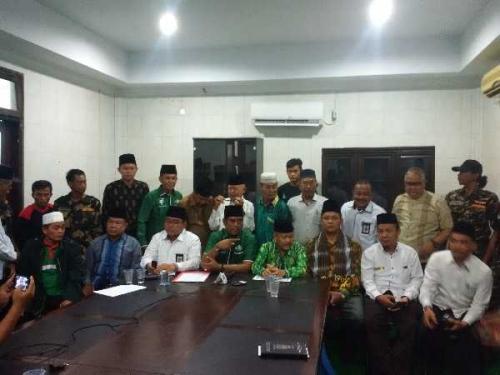 Pecahkan Persatuan Ulama dan Umat, PWNU Riau Pecat Wakil Sekretarisnya