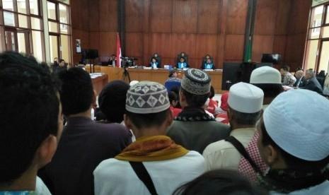PTUN Tolak Gugatan, SK Menkumham Tentang Pembubaran HTI Tetap Berlaku