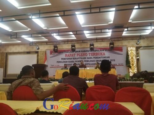Ini Nama-nama 30 Anggota DPRD Kepulauan Meranti Periode 2019- 2024