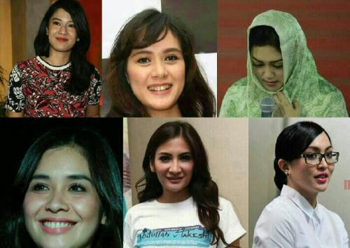 6 Artis Cantik Indonesia Memutuskan Jadi Mualaf