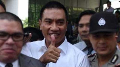 Selesai Diperiksa, Bupati Rohul Suparman Kini Ditahan KPK di Rutan Guntur