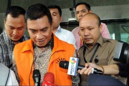 KPK Pastikan Johar Firdaus dan Suparman Ditahan Selama 20 Hari Masa Penyidikan