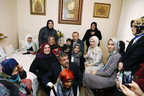 Presiden Turki Tentang Gunakan Kontrasepsi dan Suruh Perempuan Muslim Perbanyak Anak, Kenapa?