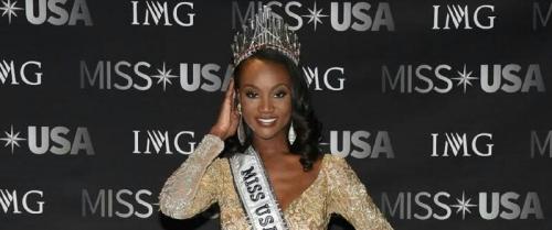 Prajurit Angkatan Darat Dinobatkan Jadi Miss USA 2016