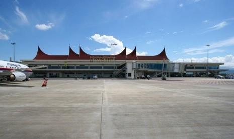 Puncak Kedatangan Pemudik di Bandara Minangkabau Diprediksi 2 Gelombang