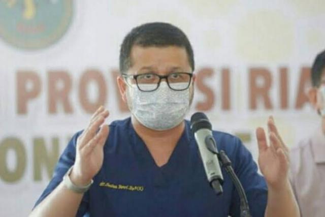 Jangan Hanya Mengandalkan Laboratorium Biomolekuler RSUD Arifin Achmad, Daerah Diminta Maksimalkan Lab PCR