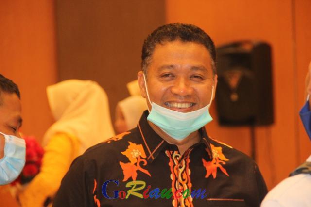 Jadikan Jabar Sebagai Role Model, Markarius Harap Pemprov Riau Bisa Buat Kegiatan Berbasis Pondok Pesantren