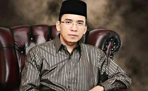 Waketum Gerindra Sebut TGB Dukung Jokowi Setelah Diperiksa KPK