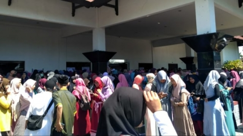 Diprotes GP Ansor, Pengajian Ustaz Hanan Attaki di Tegal Dibatalkan, Ratusan Jamaah Sudah Hadir