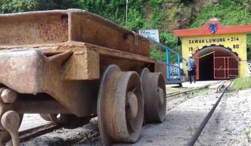 UNESCO Tetapkan Tambang Batubara Ombilin Sebagai Warisan Dunia Kategori Budaya