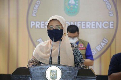 Tiga Rumah Sakit di Riau Selesai Rawat Pasien Covid-19