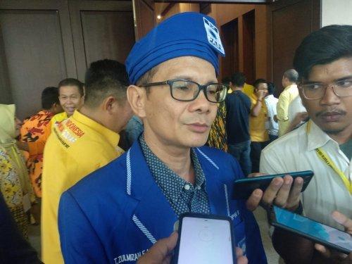 Kemungkinan Digelar Virtual, 280 Peserta Jadi Penentu Nasib PAN Riau Lima Tahun Kedepan