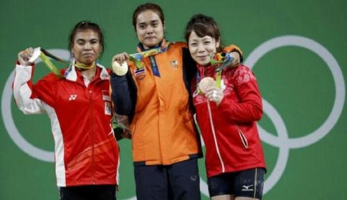 Rebut Perak, Sri Wahyuni Sumbang Medali Pertama bagi Indonesia di Olimpiade 2016