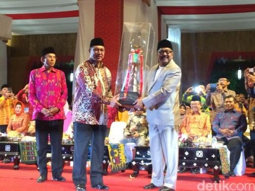 Ini Daftar Lengkap Pemenang Masing-masing Cabang MTQ XXVI Nasional di Lombok
