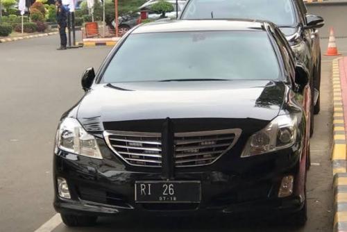 Pajak Mobil Dinas Menkeu Sri Mulyani Jatuh Tempo Juli, Hingga Kini Belum Dibayar
