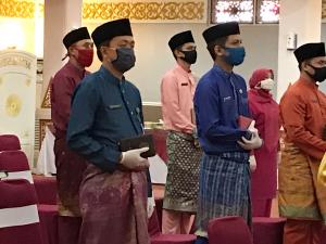 Pelantikan Secara Daring di Masa Pandemi, Gubernur Riau: Lebih Aman