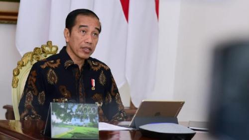 Jokowi Sudah Teken PP Gaji ke-13 PNS, Paling Lambat Cair Pekan Depan, Ini Besarannya