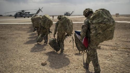 Militer AS Hina Islam, Sebarkan Brosur Gambar Anjing Bertuliskan Ayat Alquran
