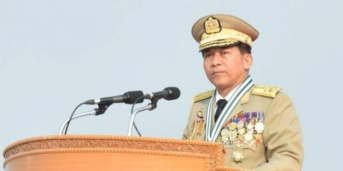 Jenderal Ini yang Paling Bertanggung Jawab atas Pembantaian dan Pemerkosaan Massal Muslim Rohingya