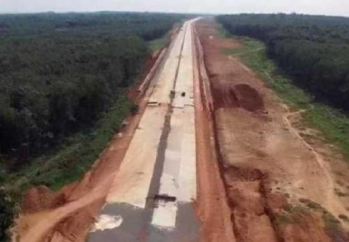 Rupiah Melemah, Pembangunan PSN di Riau Baru Tol Pekanbaru-Dumai yang Terlaksana