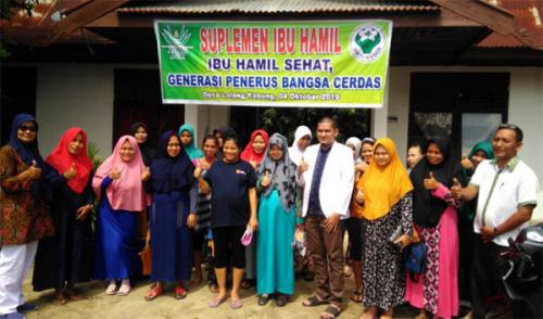 Asian Agri Salurkan CSR Bidang Kesehatan