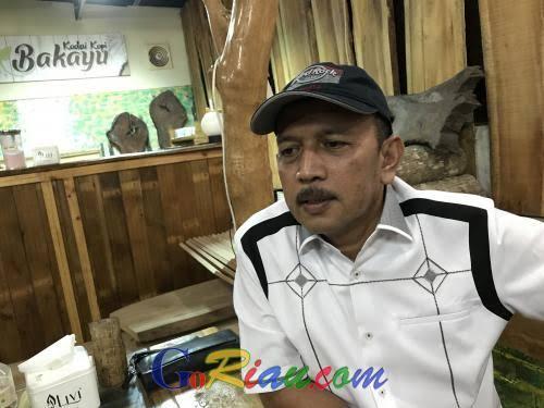 Langkah Masrul Kasmy Hidupkan Kembali Aktivitas Islamic Center Rohul Diapresiasi Hamulian Nasution
