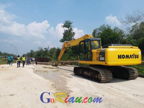 Dinas PU Pastikan Lalu Lintas ke Pelabuhan Buton Lancar, Jalan Alternatif Sudah Ada