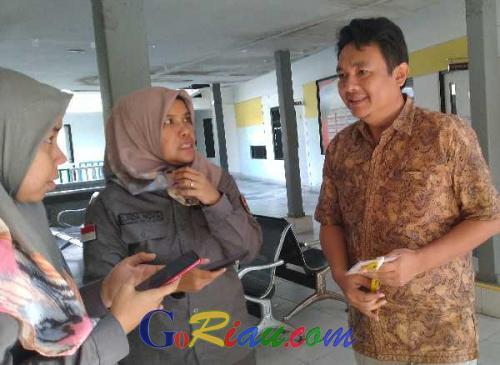 Kadis Kominfo Statistik dan Persandian Pekanbaru Diperiksa Kejati Riau Terkait Dugaan Korupsi Pengadaan Video Wall