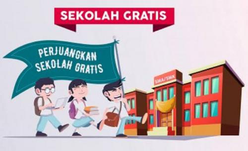 DPRD Riau Dukung Wacana Program Sekolah Gratis Bagi SMA/SMK Tahun Depan