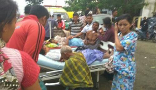 Gempa Aceh Renggut 21 Jiwa, Banyak Korban Masih Tertimbun Reruntuhan Bangunan