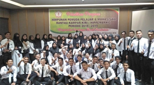 Pengurus Hippemarki Pekanbaru 2018 - 2019 Dikukuhkan