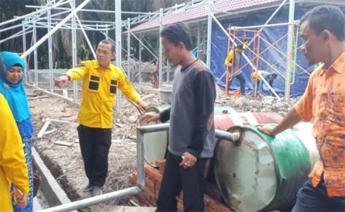 Manfaatkan Limbah Sawit untuk Budidaya Jamur, Kampung Baru Pelalawan Dapat Bantuan Rp1 Miliar
